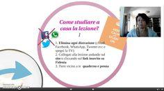 Il metodo di studio in una classe capovolta (Italian language)
