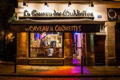 Le Caveau des Oubliettes | Bar et Musique Live à Paris