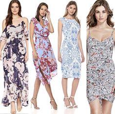 Shop our gorgeous range of summer dresses online.
