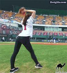 Amazing pitch