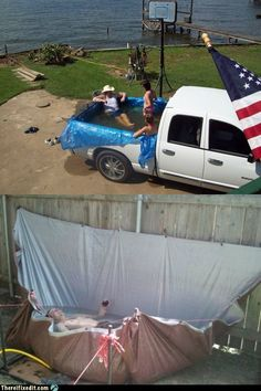 cant afford a pool