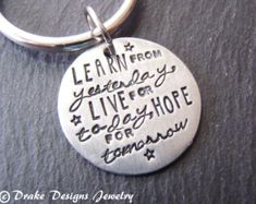 graduation key chain gift for graduate sted keychain