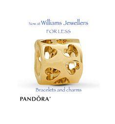 Pandora jewellery #williamsjewellerstoronto