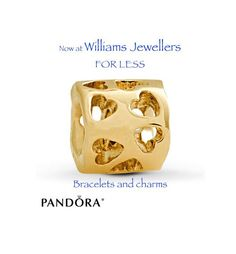Pandora jewellery #williamsjewellerstoronto
