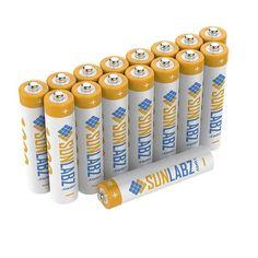 SunLabz® AAA Rechargeable Batteries Jfk, Blood
