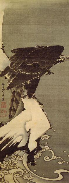 Eagle by Jakucyu Ito                                                                                                                                                                                 More