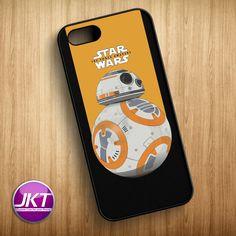 BB8 - Star Wars Phone Case for iPhone, Samsung, HTC, LG, Sony, ASUS Brand #bb8 #starwars #theforceawakens