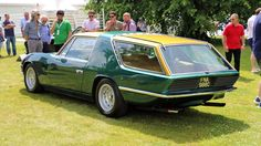 Jay Kay Is Selling His Weird Green Ferrari Because His Garage Is So Full