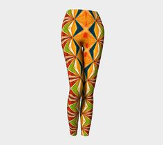 Your place to buy and sell all things handmade Funky Leggings, Aztec Leggings, Best Leggings, Cool Outfits, My Etsy Shop, Cool Stuff, Trending Outfits, Unique Jewelry, Handmade Gifts