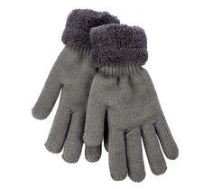 Zateplené zimní rukavice s beránkem | modino.cz #modino_style #style #fashion #vanoce #darek #promamku