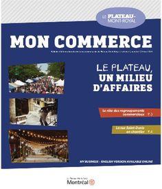 Ville de Montréal - Arrondissement Le Plateau-Mont-Royal - 2016
