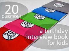 20 QUESTIONS @ BLURB :