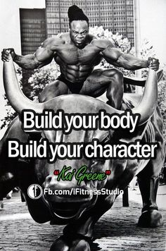 my favorite and most inspirational picture of kai greene Muscle Fitness, Mens Fitness, Muscle Men, Funny Fitness, Bodybuilding Workouts, Bodybuilding Motivation, Fitness Motivation Pictures, Gym Motivation, Kai Greene Bodybuilding