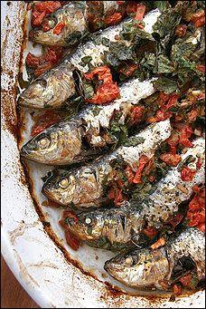 Stuffed Sardines Recipe Details | Recipe database | washingtonpost.com