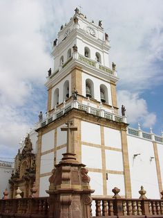 UNESCO World Heritage Site ~ Historic Center, Sucre, Bolivia.  Photo: Adam Jones PhD, Global Photo Archive via flickr
