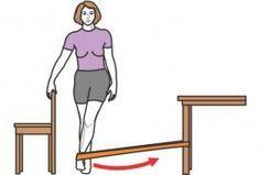 Muscler ses adducteurs avec élastique 2