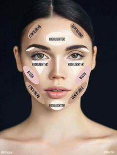 Schminken: Make Up Trends 2016 So funktioniert Contouring! Die How To Contouring Infografik erklärt den Schminktrend! Source by vaneismypatronus The post Schminken: Make Up Trends 2016 appeared first on Best Of Likes Share. Makeup Contouring, Makeup Brushes, Highlighter Makeup, Eyeshadow Brushes, Makeup Eyebrows, How To Eyeshadow, Eyeshadow Makeup Tutorial, Airbrush Makeup, Cream Eyeshadow