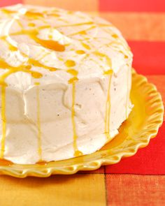 Caramel Cake - Martha Stewart Recipes