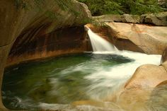 Basin dapat berarti suatu bentuk dari depresi geologi, alami maupun buatan, yang terjadi di muka bumi.