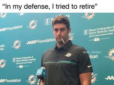 """""""But yeah I came back because I love the game I guess."""" -- via NFL Memes and Chris F"""" -- #dolphins #miamibeach #doophinsfootball #cutler #jaycutler #football #nfl #nflmemes #nflboycott #nfl #nflnow #fantasyfootball #fantasyfootballteamname #fantasyfootballdraft #fantasyfootballproblems #fantasyadvice #fantasyfootballadvice4u #fantasyfootballaddict #fantasyfootballandbeer #fantasyfootballapp #meme #memes #patriots #afceasf #football #snf #mnf #tnf"""