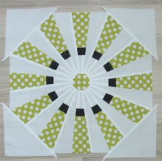 Geta's Quilting Studio: From octagon to square
