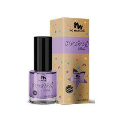 No Nasties Water Based Peelable Nail Polish - Purple Safe Nail Polish, Kids Nail Polish, Nail Polish Hacks, Natural Nail Polish, Natural Nails, Mineral Powder, Mineral Oil, Nails For Kids, Cardboard Packaging
