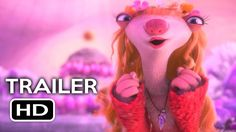 Ice Age 5: Collision Course Official Trailer #3 (2016) Ray Romano Animat...