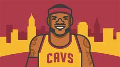 ESPN NBA Free Agency on Behance