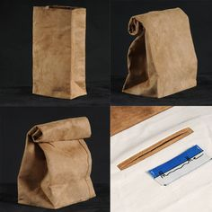 Fab.com   Not Your Average (Suede) Lunch Bag
