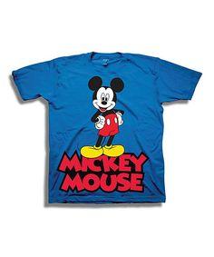 Mickey Mouse Royal Tee - Boys