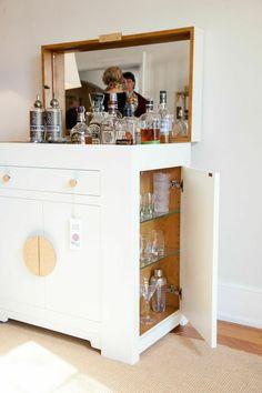 RedEgg Multipurpose Liquor Cabinet