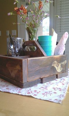 I love reclaimed wood! | Do It Yourself Home Projects from Ana White
