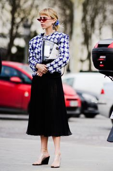 Oui Oui: All the Style from the Paris Streets - HarpersBAZAAR.com