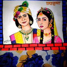 Krishna Names, Baby Krishna, Cute Krishna, Krishna Art, Hard Drawings, Crayon Drawings, Art Drawings Sketches Simple, Krishna Drawing, Krishna Painting