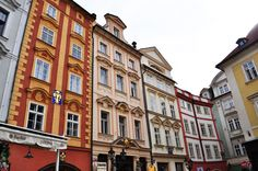 Prague, Czech Republic, where my great great great grandparents left to travel to America.