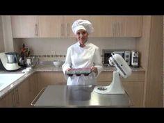 Curso en video #1 cupcakes de vainilla