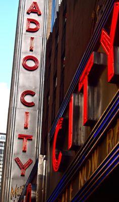 Jam out! #RadioCity #NYCLove
