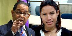 En cronica de Acento: presidente Suprema Corte Mariano Germán reproche a suspendida jueza Awilda Reyes