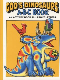 Part of a series of delightful preschool activity books, these products teach children essential basic early education knowledge. Not only do they appeal to children with their emphasis on dinosaurs and coloring activities, but parents will also appreciate their strong biblical foundation.