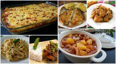 Menú semanal 12. Siete días, siete platos