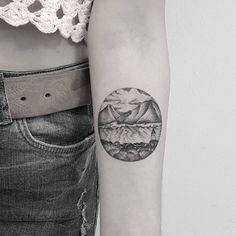 Cardiff, Scenery, Skull, Tattoos, Instagram, Tatuajes, Landscape, Tattoo, Paisajes