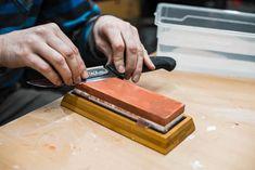 Butcher Block Cutting Board, Worth It, Blade, Damask
