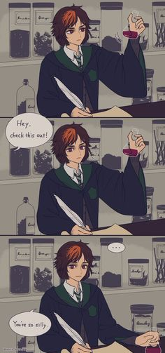 Harry Potter Comics, Slytherin Harry Potter, Harry Potter Memes, Adventure Time Marceline, Character Art, Character Reference, Hogwarts Mystery, Fantastic Beasts, Yandere