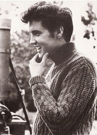 Elvis. He is just perfect. Point blank.