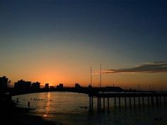 Eres la silueta que mis ojos quieren ver en cada atardecer 📷💕 #salinas #salinasbeach #sunset #muelle #playa #paisajesecuador #fotografiaecuador #postalesecuador #postales #loveinphoto #photoofmoment #photography #ecuador #clouds #horizon #ocean #beach #turismoecuador #followme #montereylocals #salinaslocals- posted by Camilo Andrés Carrasquilla https://www.instagram.com/camilo_carrasquilla98 - See more of Salinas, CA at http://salinaslocals.com
