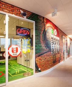 Google's New Amsterdam Offices Are Extremely Dutch | Co.Design | business + design
