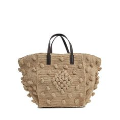 Gerard Darel Paris 6 Bucia Crochet Bag