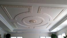 Monumental Plaster Moulding Design