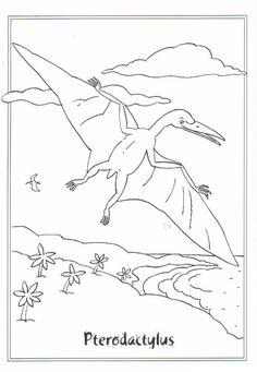coloring page Dinosaurs on Kids-n-Fun. Coloring pages of Dinosaurs on Kids-n-Fun. More than coloring pages. At Kids-n-Fun you will always find the nicest coloring pages first! Coloring Pages For Boys, Animal Coloring Pages, Free Coloring Pages, Printable Coloring Pages, Coloring Books, Dinosaur Coloring Sheets, Dinosaur Activities, The Good Dinosaur, Dinosaur Party