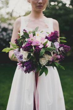 Secret Garden / Wedding Style Inspiration / LANE